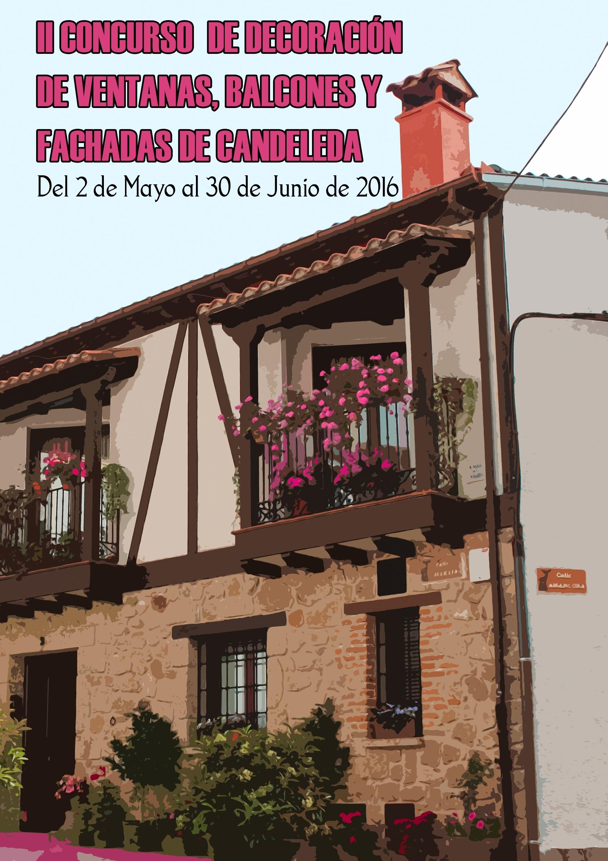 Balcones Candeleda 2016