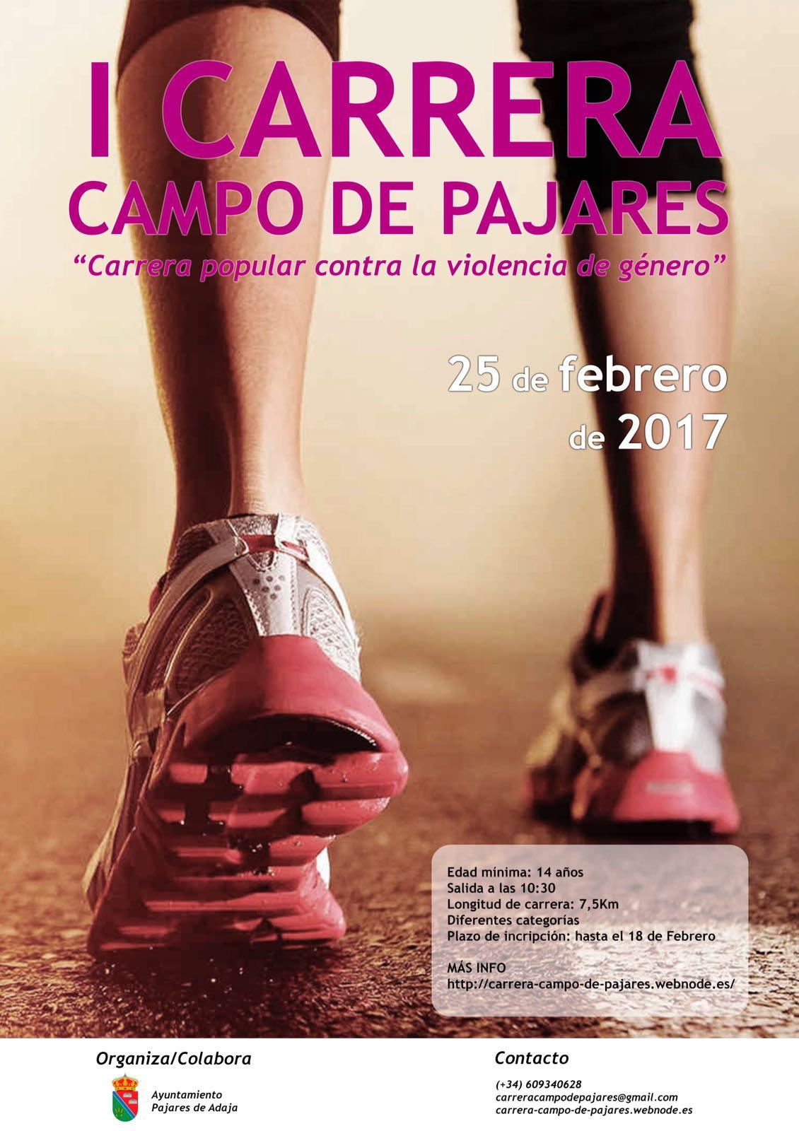 Carrera Campo Pajares 2017