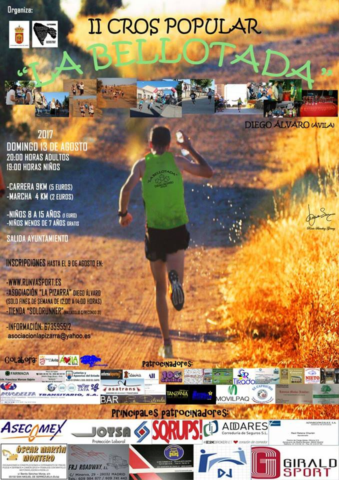 Cross La Bellotada 2017