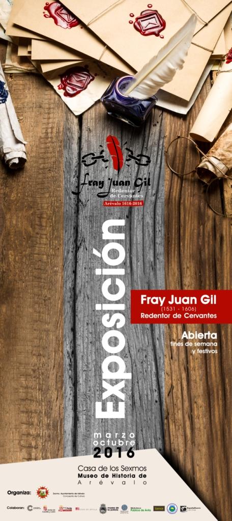 Exposición Fray Juan Gil