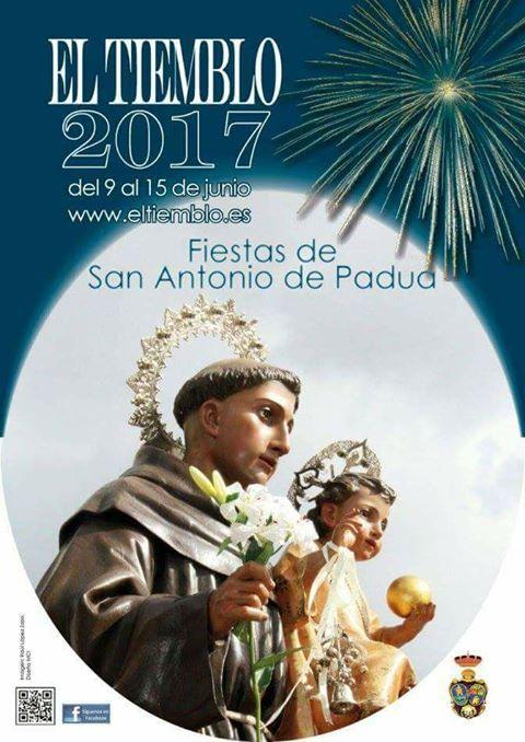 Fiestas de San Antonio de Padua en El Tiemblo
