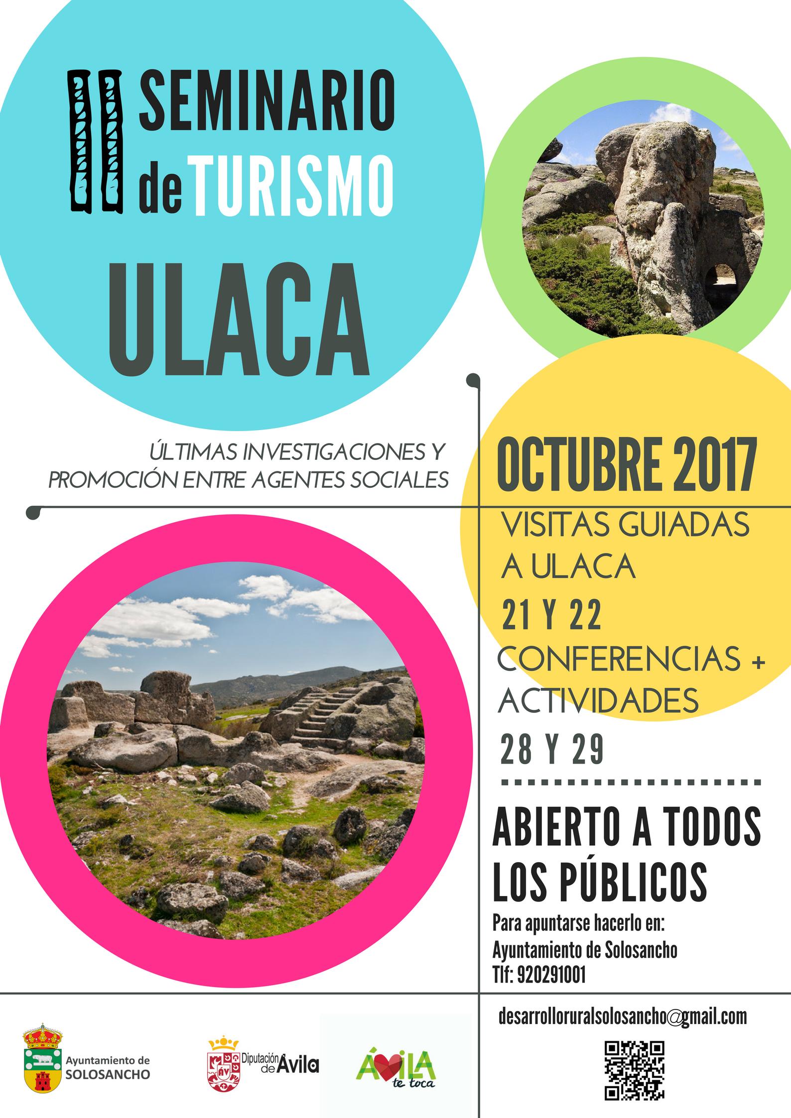 II Seminario Turismo Ulaca