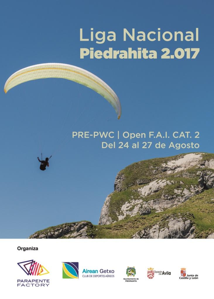 Liga Nacional Piedrahita 2017