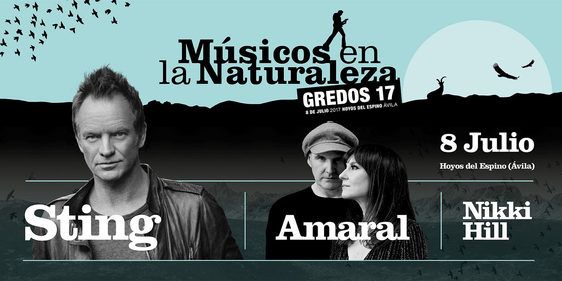 Musicos en la Naturaleza 2017