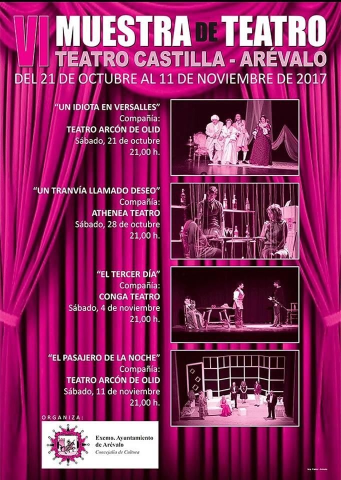 Teatro Arevalo 2017