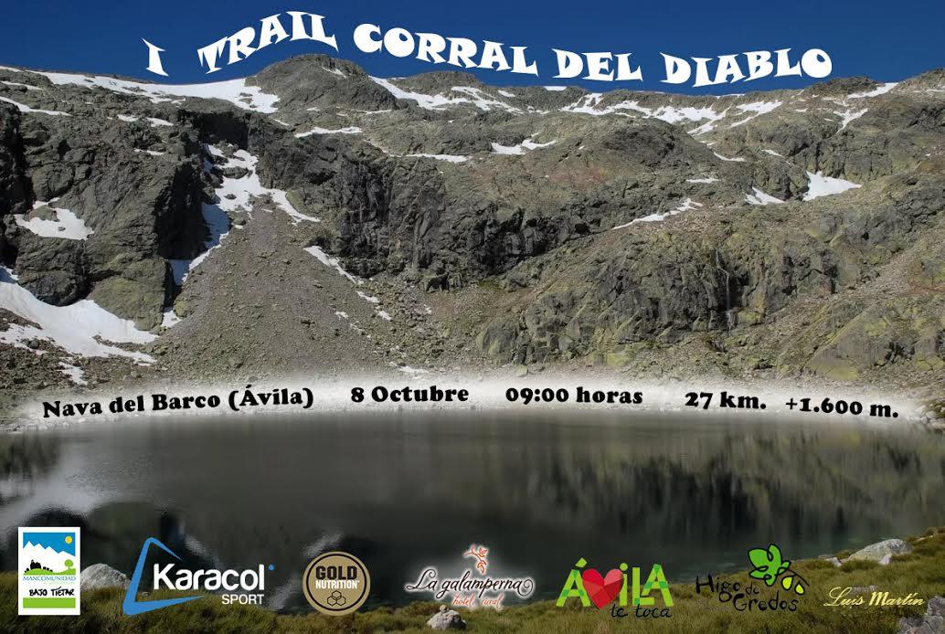 Trail Corral del Diablo