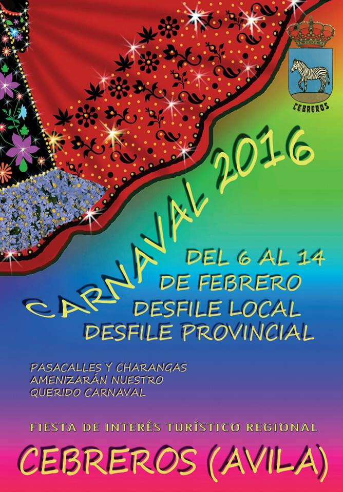 Carnavales Cebreros 2016