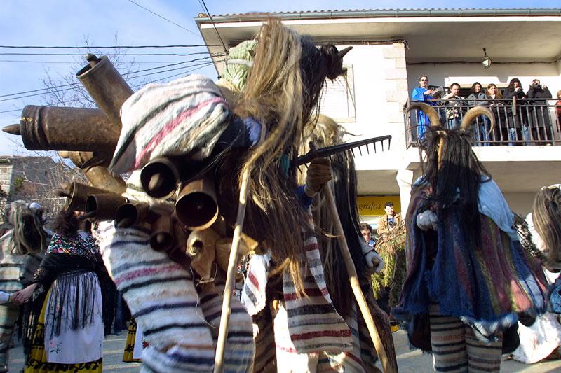 Carnavales de Navalosa - Cucurrumachos