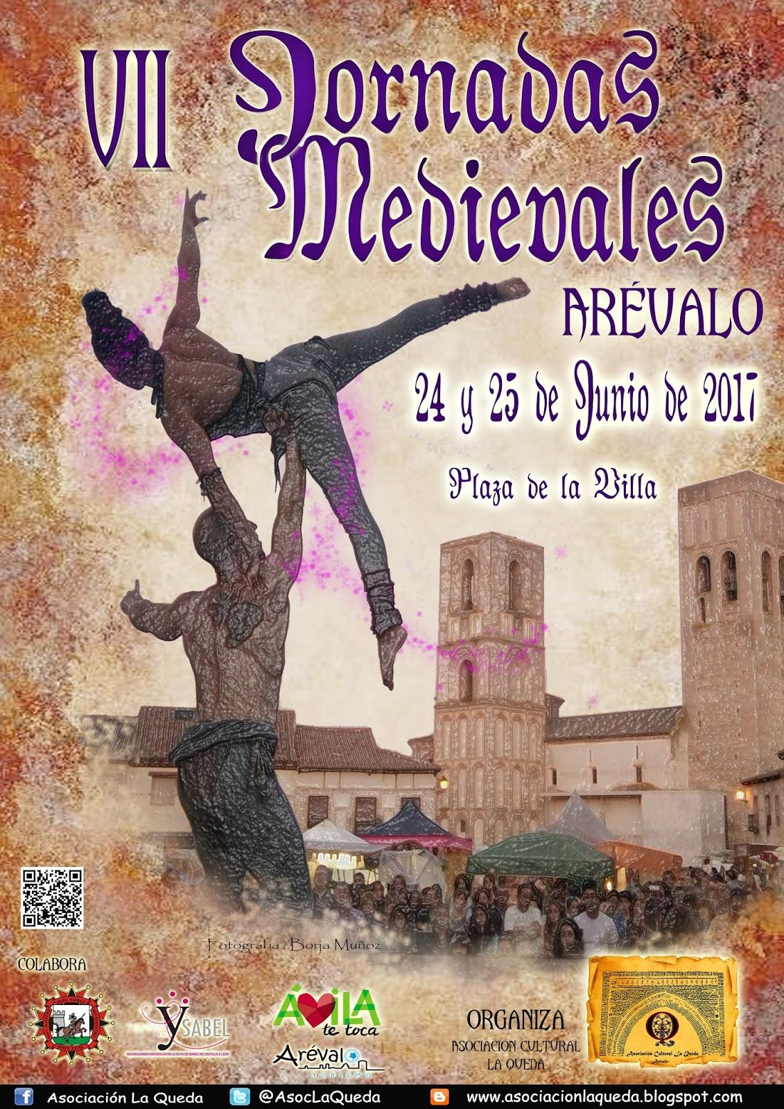 Jornadas medievales en arevalo