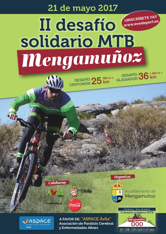 Desafio MTB en Mengamuñoz