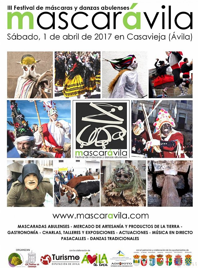 Mascaravila 2017