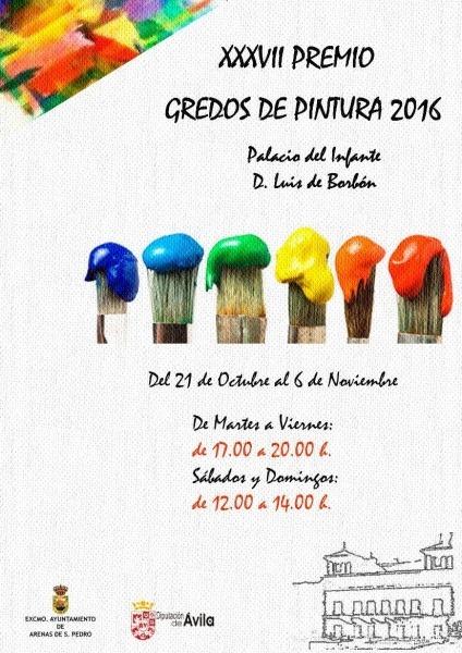 Premio Gredos de Pintura