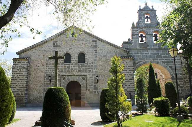 Resultado de imagen de Ermita de la Virgen de Sonsoles